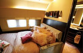 Private Plane Bedroom Boeing Business Jet Part 3