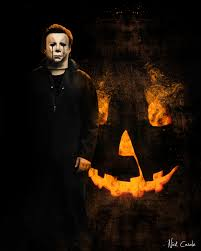 Halloween 3 Cast Michael Myers by The Horrors Of Halloween Halloween Michael Myers Art Prints By