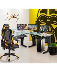 techni sport ergonomic high back gaming desk chair bargains on gaming desk techni sport envidia