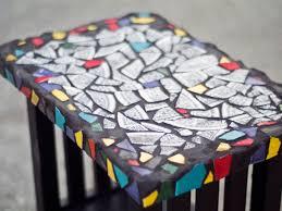 Mosaic Table Make