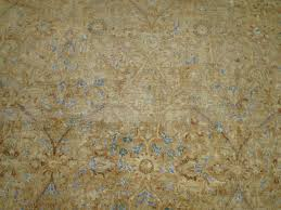 antique persian kirman shabby chic rug for sale at 1stdibs