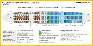 Air France Comfort Seats Review Of Air France Flight From Paris To New York In Premium Eco