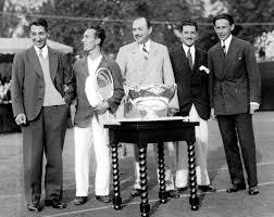 daniel lacoste a réuni sa tennis un siècle d amour entre la et la coupe davis la croix
