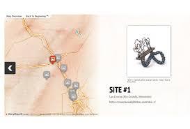 Nmsu Campus Map Nmsu Professor U0027s Jewelry Incorporates Objects Of I 10 In San
