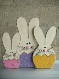 Easter Decorations Made Of Wood by Ana White Build A Wood Easter Basket Bunny Shaped Trug Free