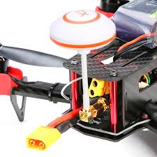 eachine falcon 250 fpv quadcopter racer drone part 2 installing on