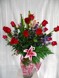 2 dozen roses vase of 2 dozen roses serenity flowers gifts