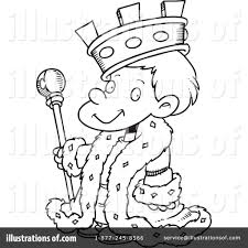 king clipart 438996 illustration by toonaday