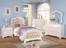 Twin White Bedroom Set - princess bedroom set ebay