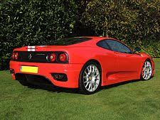 Ferrari 360 Challenge Stradale Interior Ferrari 360 Wikipedia