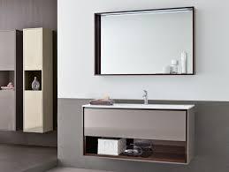 Mirrored Bathroom Furniture Cool Bathroom Mirrors Frame Fr2 Modern Italian Designer