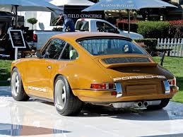 porsche singer engine singer 911 at the quail a motorsports gathering mind over motor