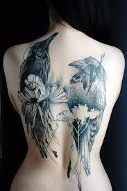 frankie savage raven tattoo designs