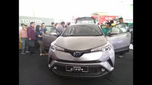 toyota showroom toyota c hr special preview umw showroom section 19 petaling