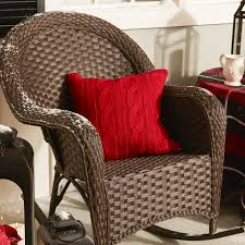 rocking wicker chair concept home u0026 interior design