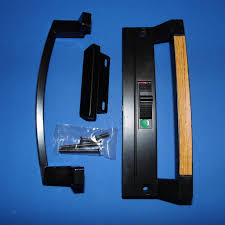 Peachtree Doors And Windows Parts by Norandex Patio Door Handle 900 16317 Black Window Repair Parts