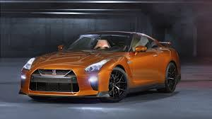 the new 2017 nissan gt r which features the most significant