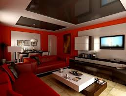Red And Black Furniture For Living Room by 40 Best Decoraciones Para La Sala Images On Pinterest