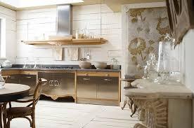 tablette cuisine cuisines cuisine sur mesure dechora tablette bois acier decore
