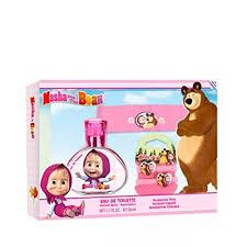 fragrances children masha bear products