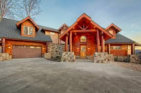 tallulah lodge u2014 rustic mountain homes amicalola home plans