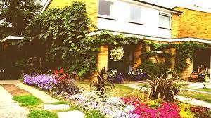 Beautiful Gardens Ideas Beautiful Garden Pictures Small Houses Tls Astounding Design