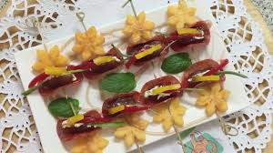 how to canapes pretty appetizers canapes made from dates how to canapes