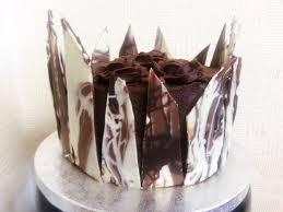 white chocolate cake recipe shard chocolate shards myrainbowkitchen
