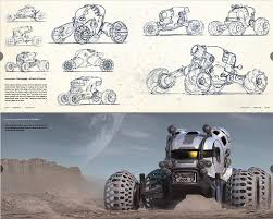 the curb shop drive vehicle sketches and renderings by scott