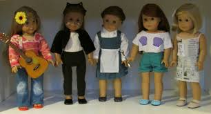 last minute easy diy halloween costumes for your ag doll youtube