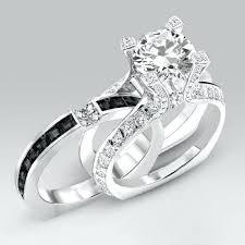 cheap rings silver images Black diamond sterling silver engagement rings sterlg rg rg jpg