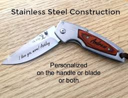 personalized pocket knife a personalized pocket knife makes a great idea for groomsmen gifts