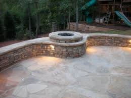 Outdoor Fire Pit Outdoor Fireplaces Fire Pits Natural Stone Outdoor Kitchens