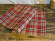 Primitive Table Runners by Nautical Burlap Placemats Farmhouse Table Decor Navy U0026 Natural