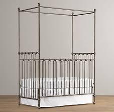 martine iron canopy crib nursery ideas pinterest canopy crib