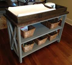 Free Shelf Woodworking Plans by Free Baby Changing Table Woodworking Plans