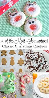 30 of the most scrumptious classic christmas cookies ever