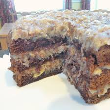 made from scratch german chocolate cake wives with knives