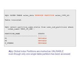 Alter Table Add Partition Partitioning U2013 Let U0027s Divide And Conquer Ppt Download