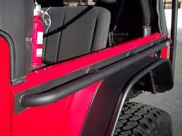 jeep body armor body armor tj 4321 tub rail fits 04 06 wrangler lj ebay