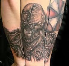 resident evil tattoos extreme tattoo pinterest evil tattoos