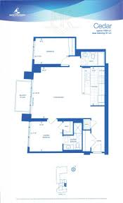 1 hurontario street floor plans 2 bedroom condos to consider