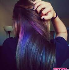 hair colored 25 hidden hair color ideas hidden