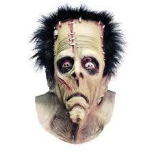 Frankenstein Halloween Costumes Frankenstein Mask Scary Monster Halloween Costume Fancy