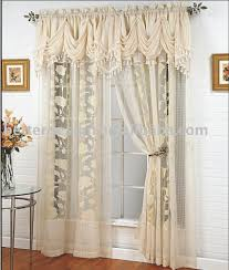 Beautiful Curtains by Curtain Designs Cool Modern Red Scarf Curtain Design For Living