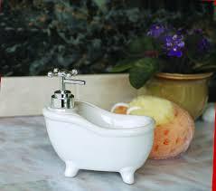 Re Porcelain Bathtub Ceramic Bathtub Soap Dish And Dispenser