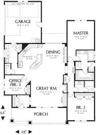 Narrow Lot House Plans With Rear Garage Mother In Law Suite House Plans Home Plan 126 1048 Floor
