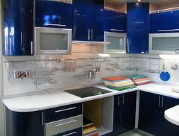 Kitchen Cabinets Honolulu Contemporary Blue Kitchen Cabinets On Kitchen Design Ideas