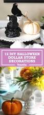 12 easy dollar store halloween decorations dollar store halloween