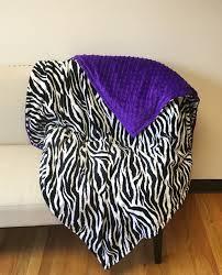 zebra teen sensory weighted blanket this black u0026 white zebra